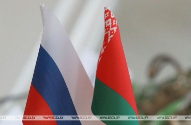 Фото: Belarus' FM, Russian ambassador discuss further cooperation in Union State