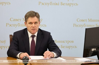 Фото: Belarus identifies economic recovery, higher trade as CIS goals for now
