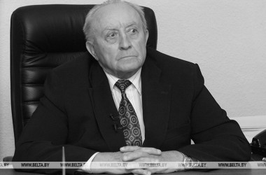 Фото: Belarusians to pay respects to Vyacheslav Kebich in Minsk