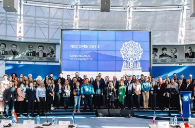 Фото: EOC delegates commend Minsk readiness for European Games