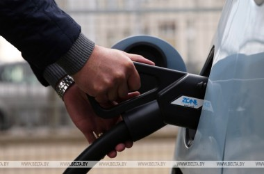 Фото: Popularity in electric cars in Belarus doubles in six months